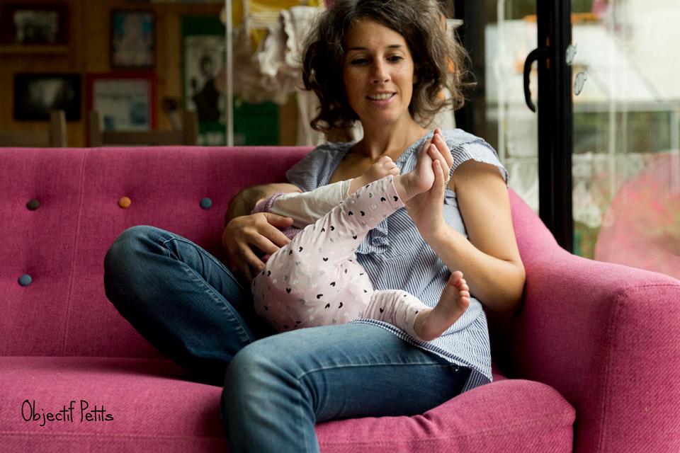 Photos lifestyle pour fêter la Semaine Mondiale de l'Allaitement Maternel 2017 à Brest | Objectif Petits www.objectifpetits.com