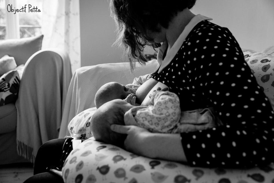 Séance lifestyle à Quimper avec des jumeaux par Vanessa HERY Photographe Mariage & Famille à Brest www.objectifpetits.com