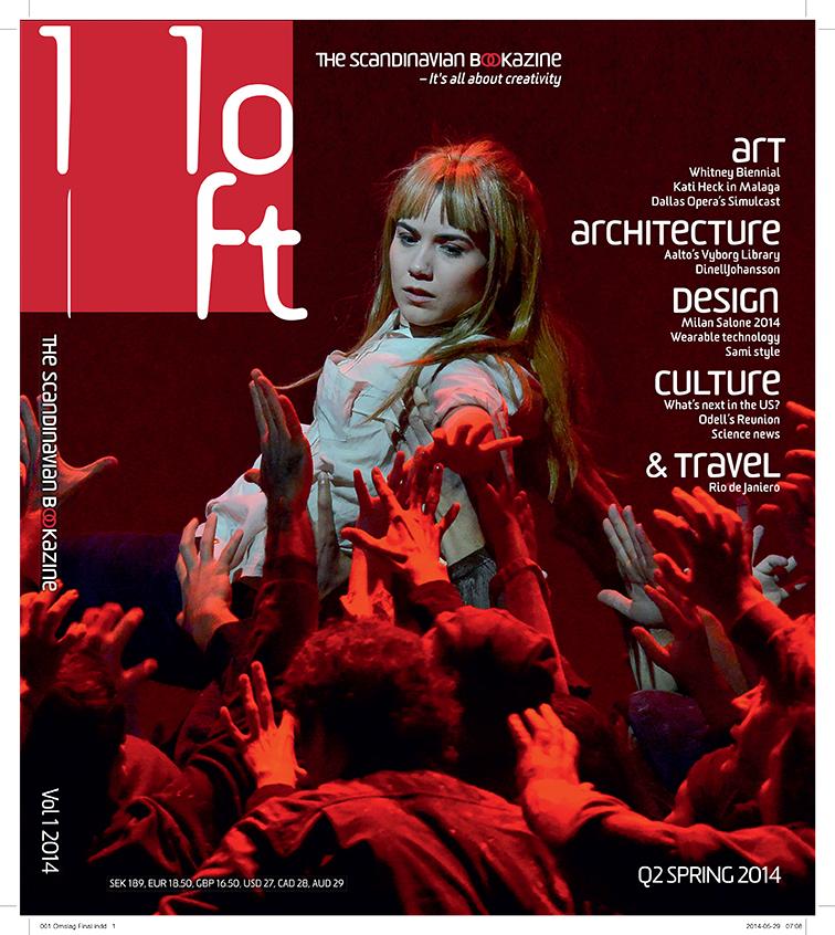 Loft Magazine 2014