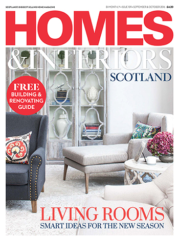 Homes & Interiors Scotland 2016