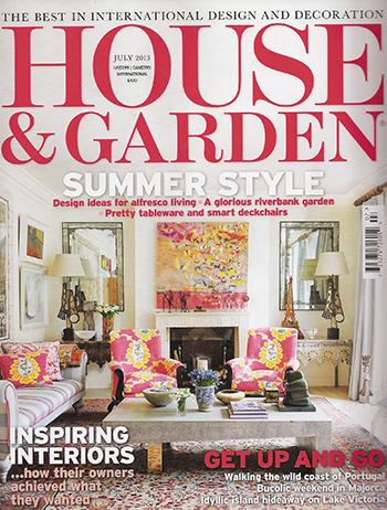 House & Garden 2013