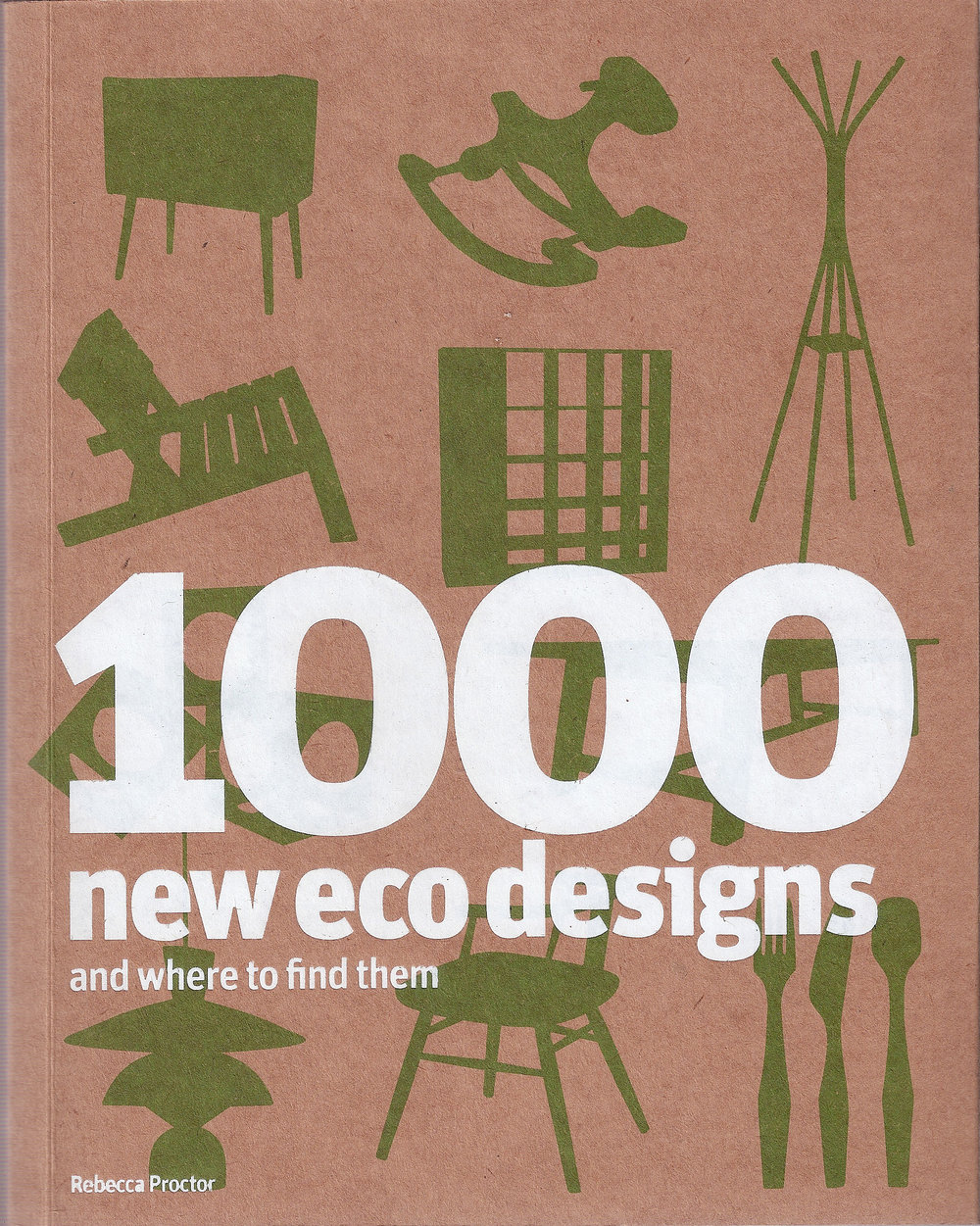 BOOK:  1000 New Eco Designs