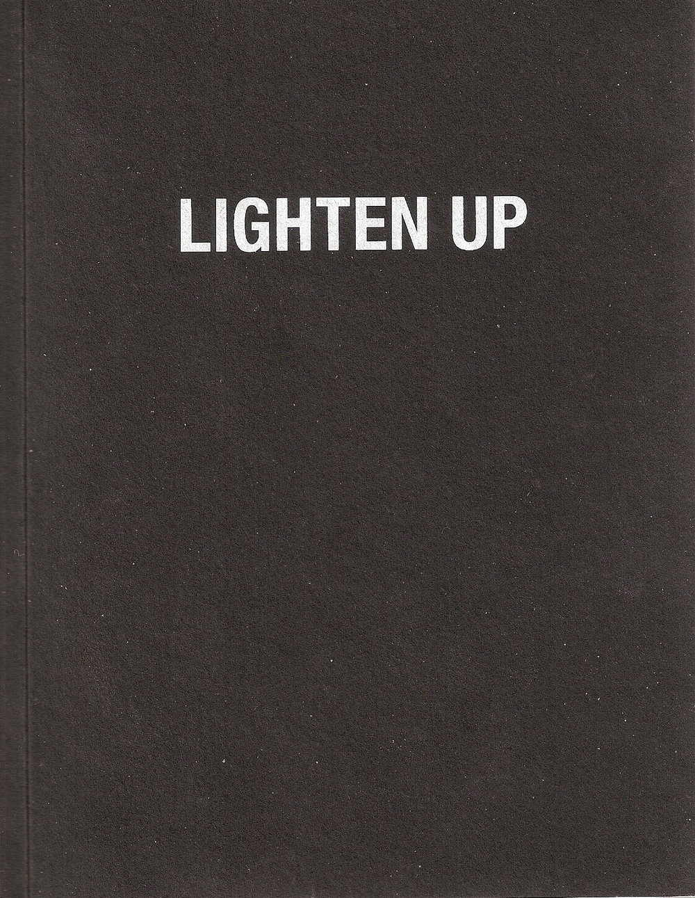 BOOK:  Lighten Up