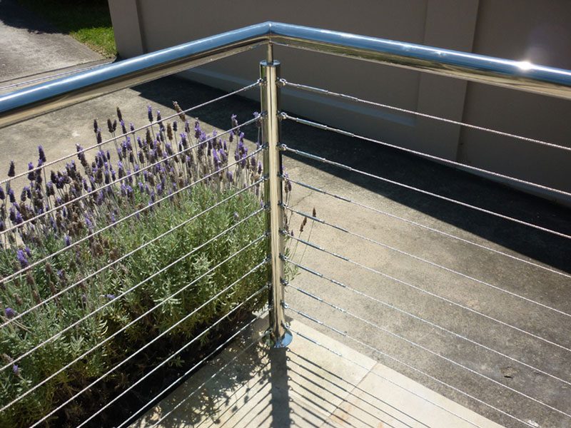 Stainless Steel Fence Magic