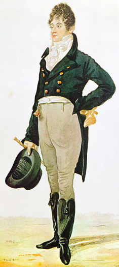 Beau Brummell created the blueprint for modern menswear