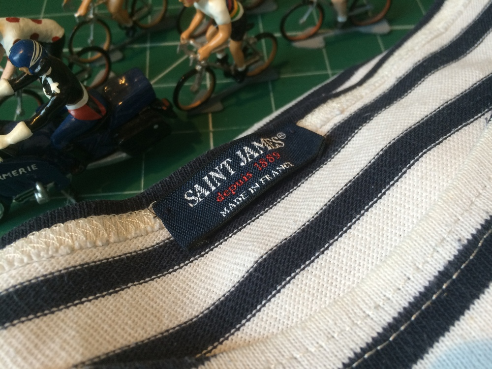 Saint James winter weight Breton