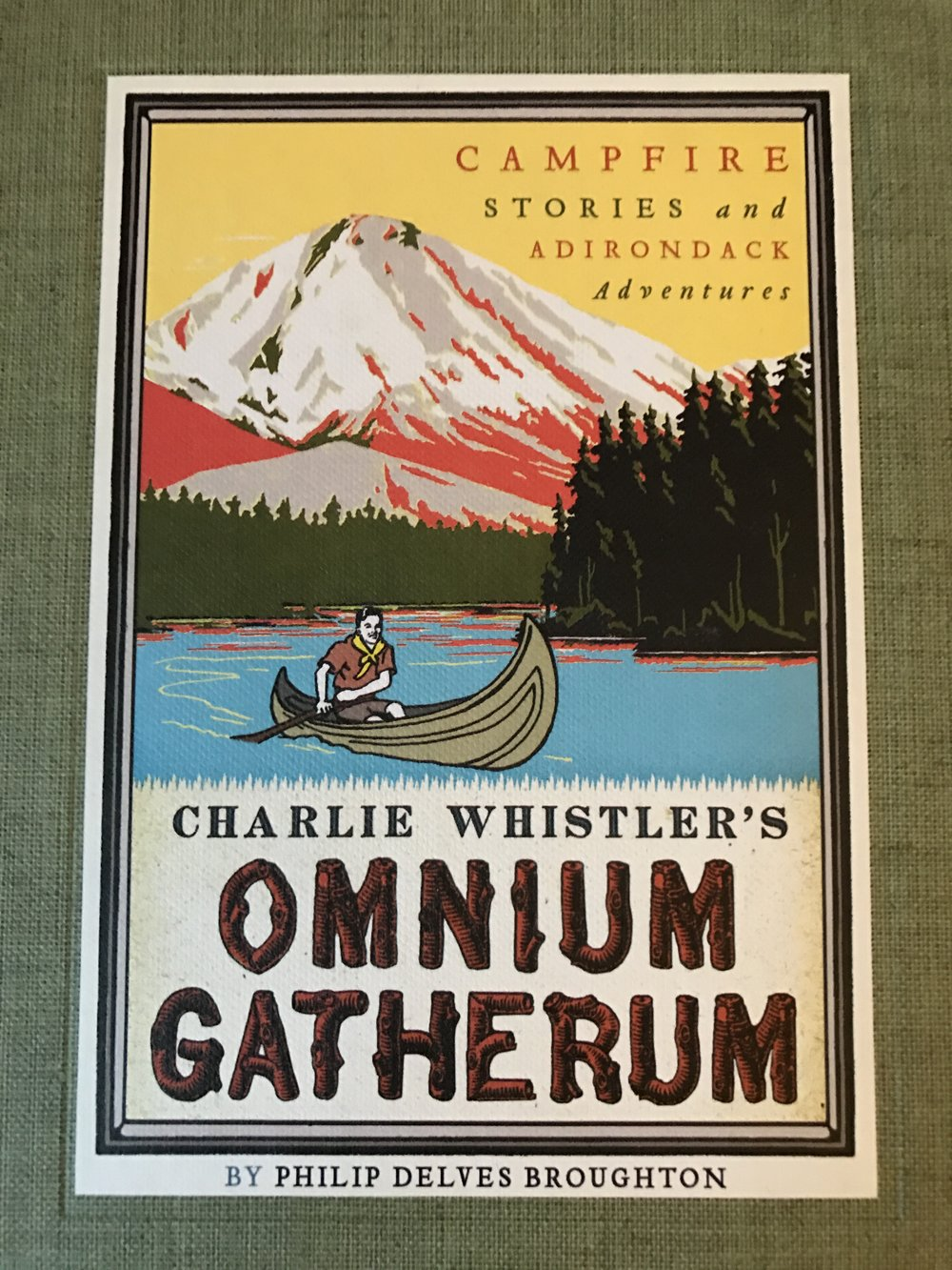Wonderful stories about generations of Whistlers and their cabin on Requite Lake