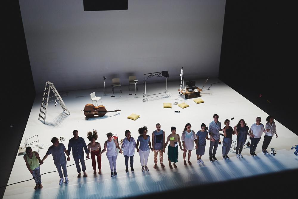 World Premiere, Dansens Hus,Stockholm