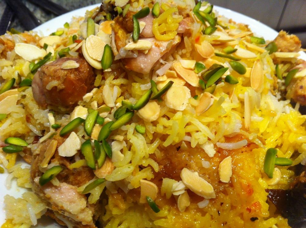 calcutta biryani asma khan s darjeeling express