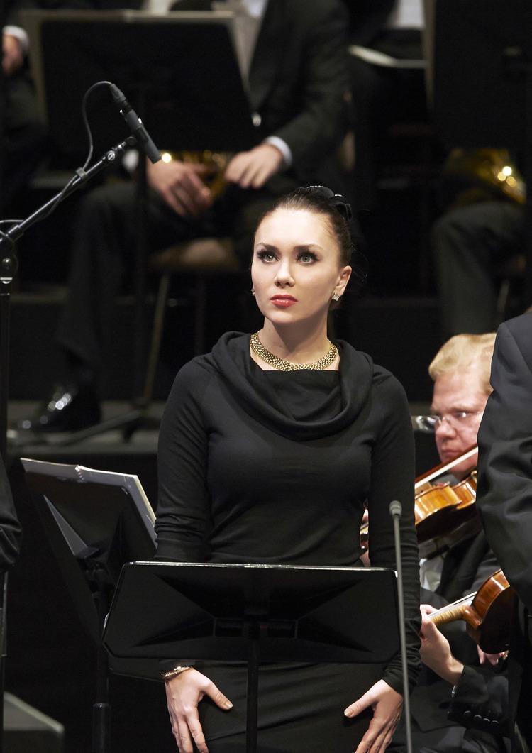 Эдита Груберова гала 45 лет 7.2.2015