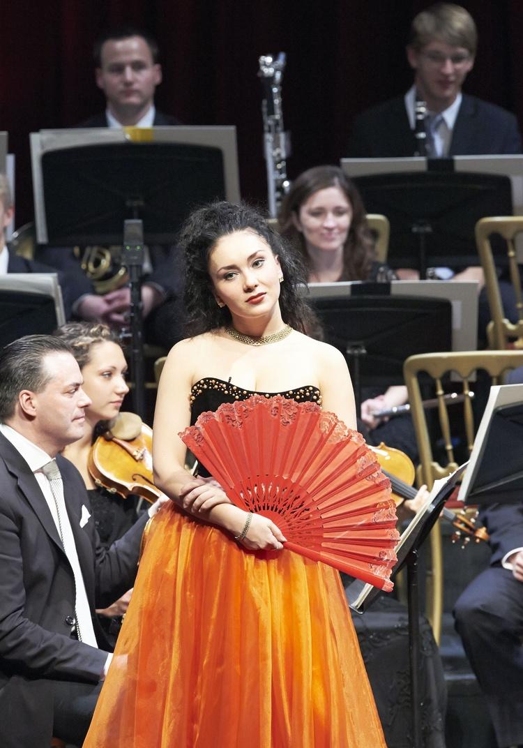 Wiener Staatsoper, Konzert mit Maestro Jose Carreras, 15 September 2013