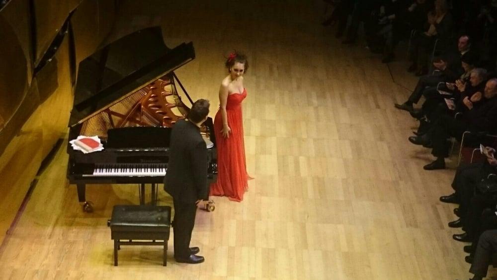 Musikverein Vienna, solo concert, January 2015