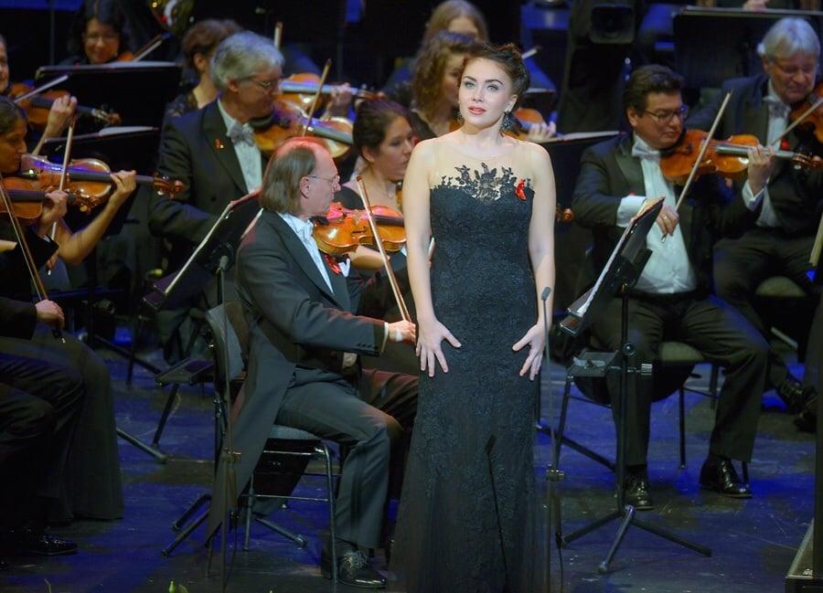 Berlin, Germany, 22th Grand Opera Gala, German AIDS Foundation, 7 November 2015
