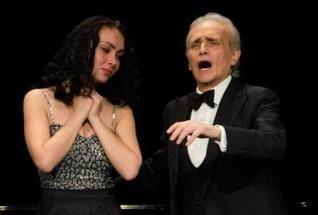 Oviedo, Spain, Recital with Maestro Jose Carreras, 30 April 2016