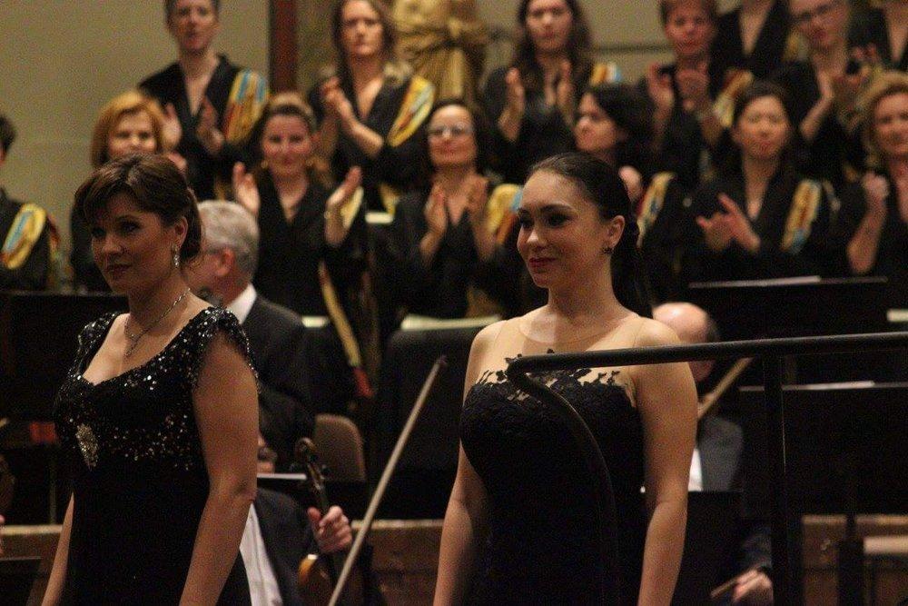 "Musikverein, Vienna, Wiener Symphoniker, ""Stabat Mater"", December 2016"