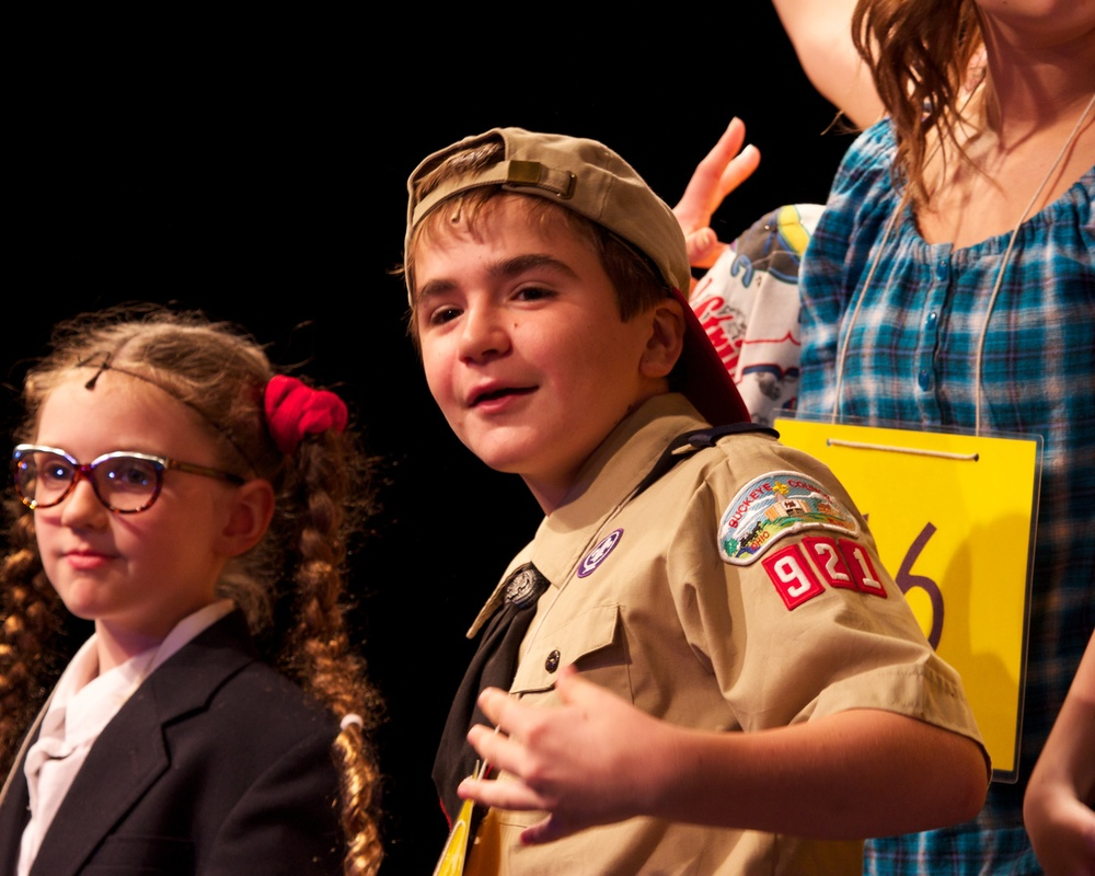 Spelling Bee 2014 (Homeschool Cast)