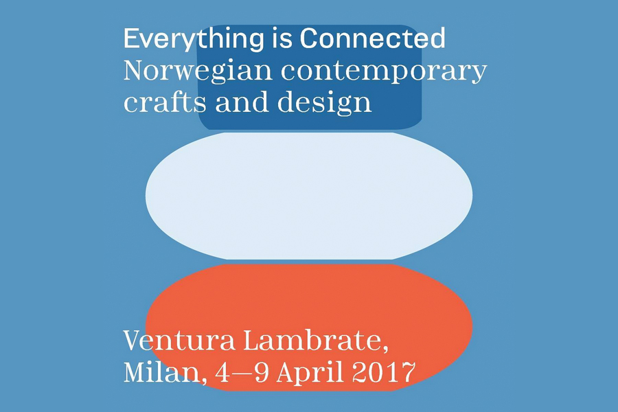 HØGH was part of the 2017 'Everything is Connected' exhibition at Ventura Lambrate/Milan.