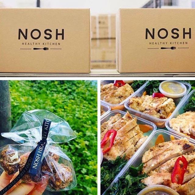 The snow has cleared and we are back online with our national delivery meal packs!! Www.noshhealthykitchen.com/mealpacks