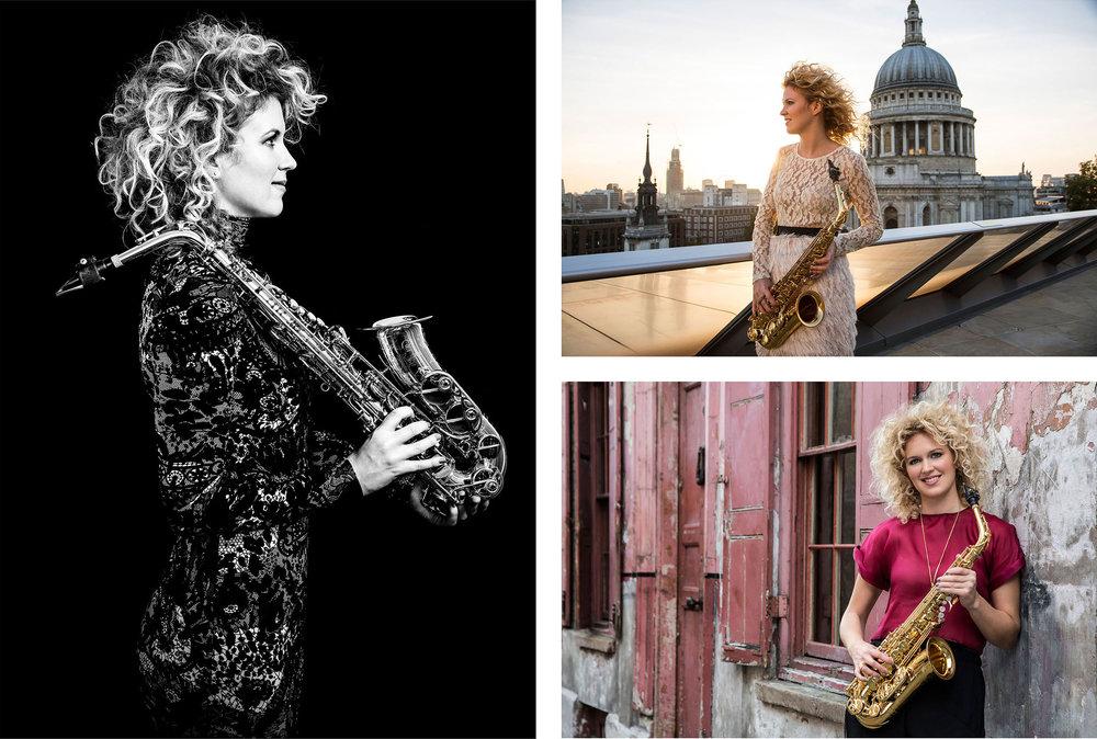 Hannah Marcinowicz  Saxophonist