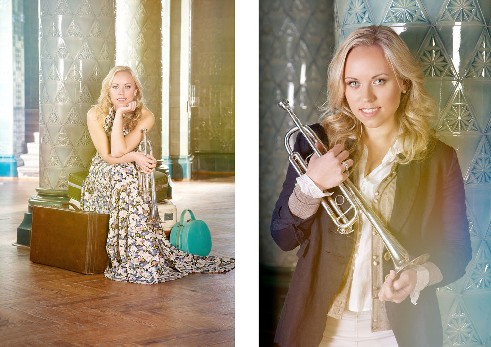 Tine Thing Helseth  Trumpet player