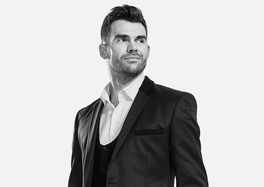 Jimmy Anderson  English Cricketer