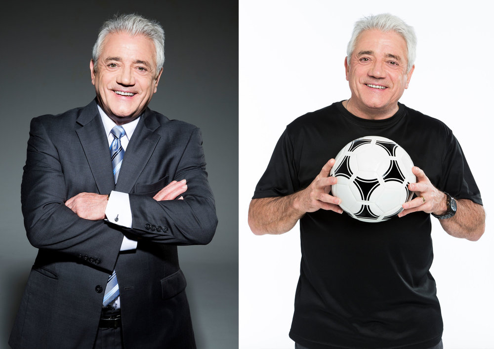 Kevin Keegan  Former Footballer and Manager
