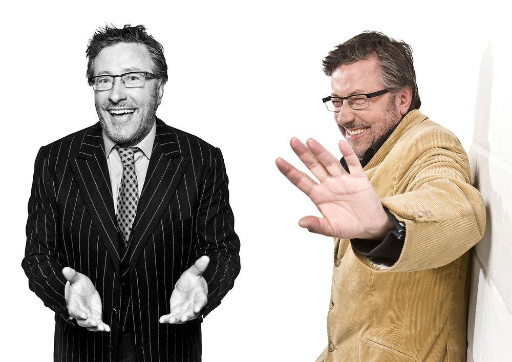 Rowland Rivron  Comedian, Writer