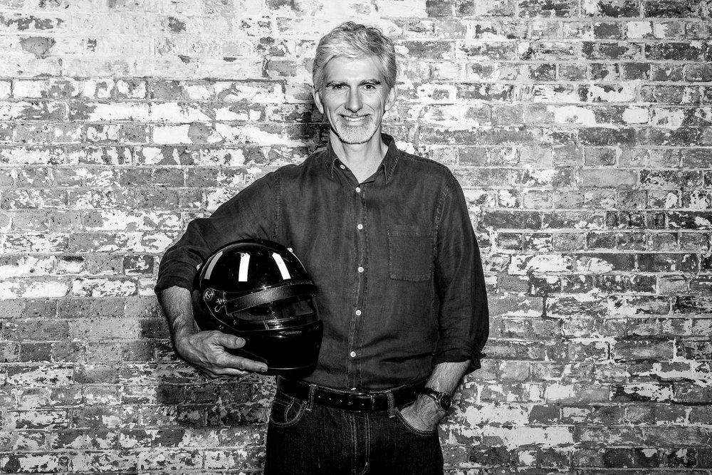 Damon Hill  Former F1 World Champion