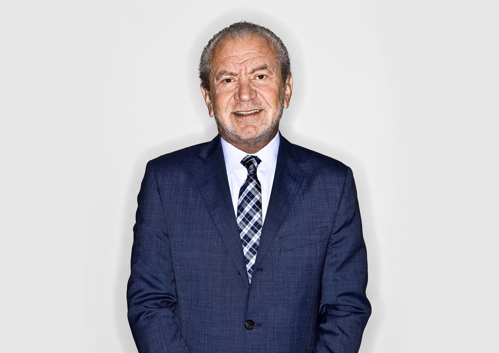 Alan Sugar  TV Personality, Businessman, Entrepreneur