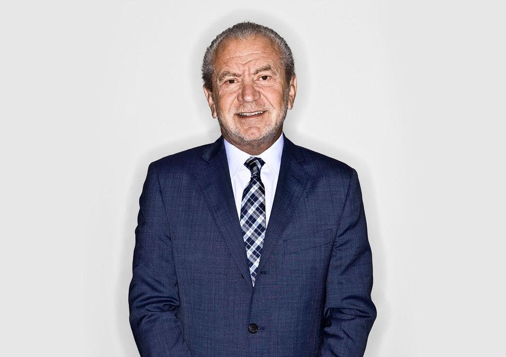 Alan Sugar  TV Personality, Businessman, Entrepreneur