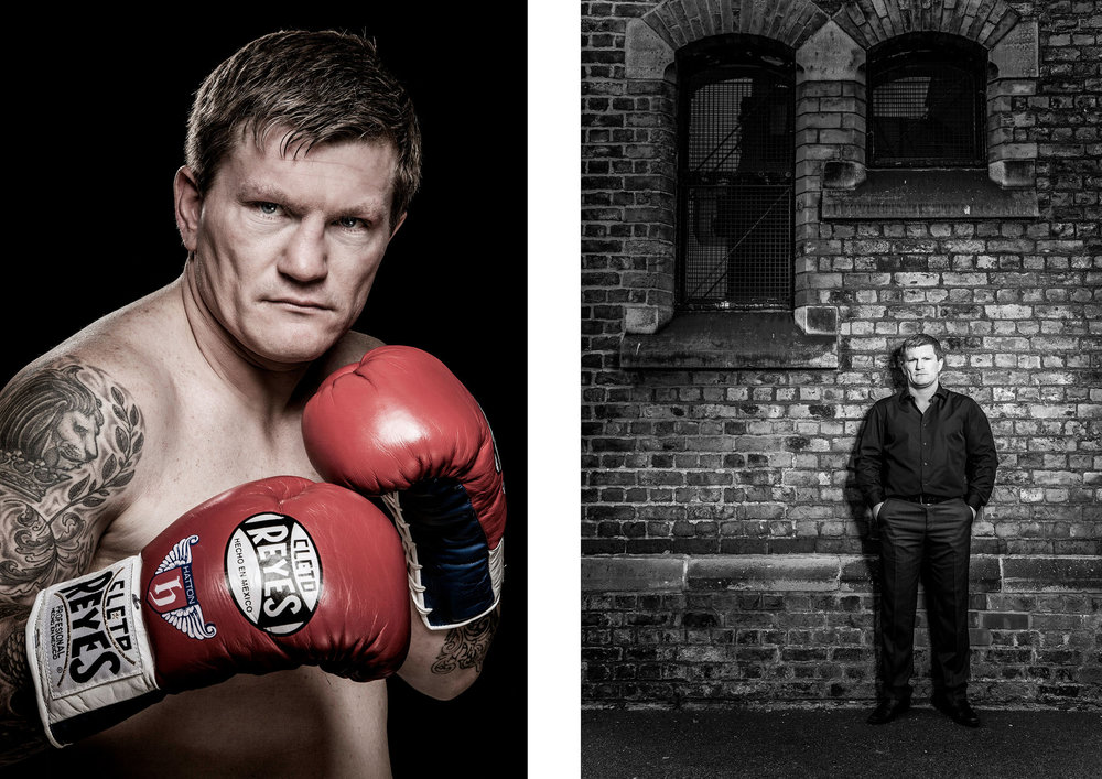 Ricky Hatton  Former Professional Boxer