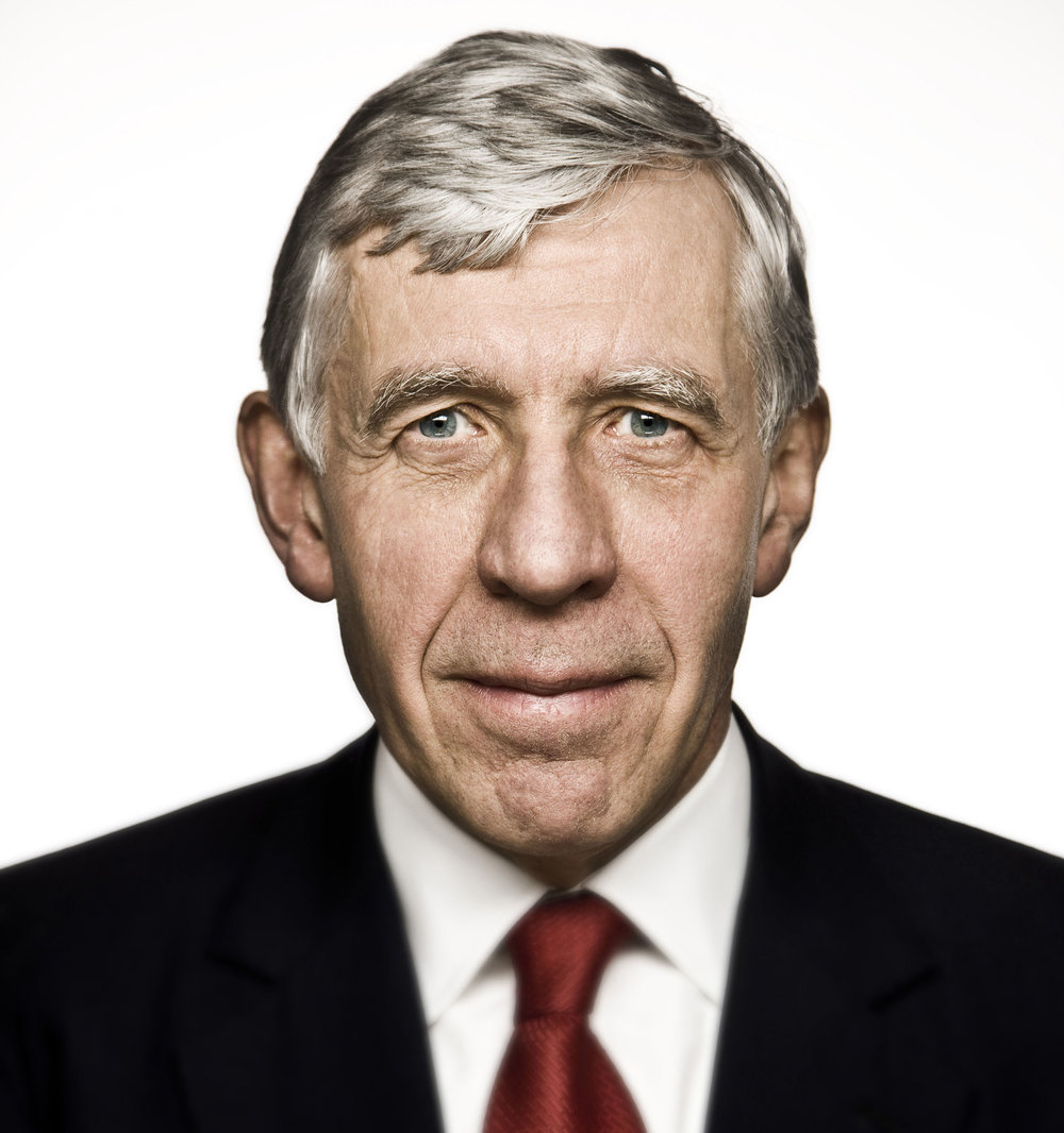 Jack Straw  Politician, Former Home Secretary