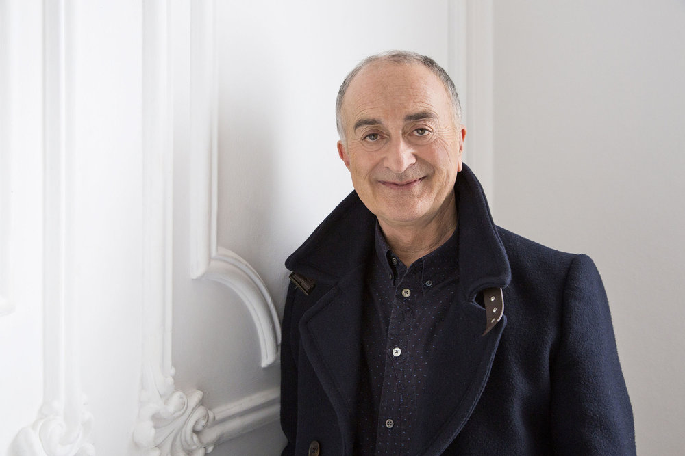 Tony Robinson  Actor, TV Presenter, Writer