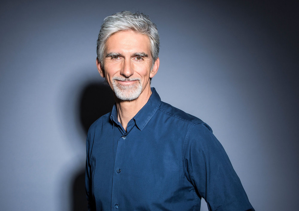 Damon Hill  Former F1 World Champion