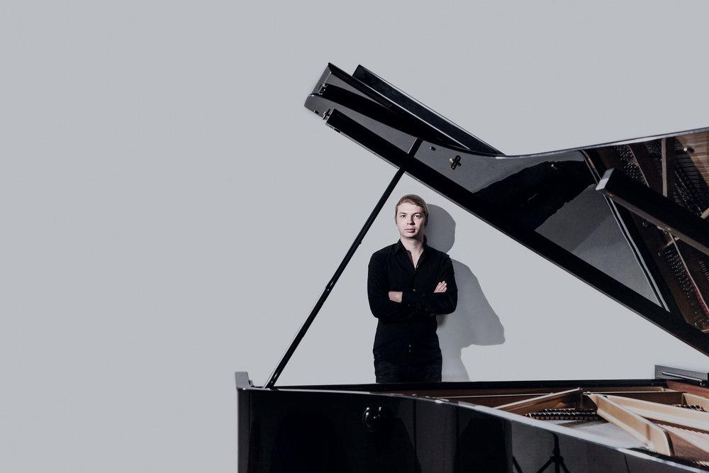 Denis Kozhukhin  Pianist