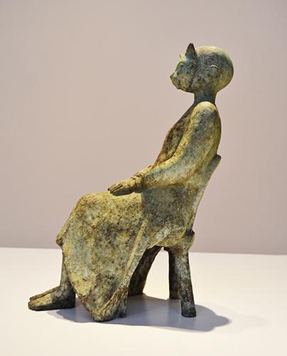 CAT FACED WOMAN (2005)