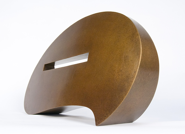 Surge,  2008 Bronze 12 x 23 x 6 inches
