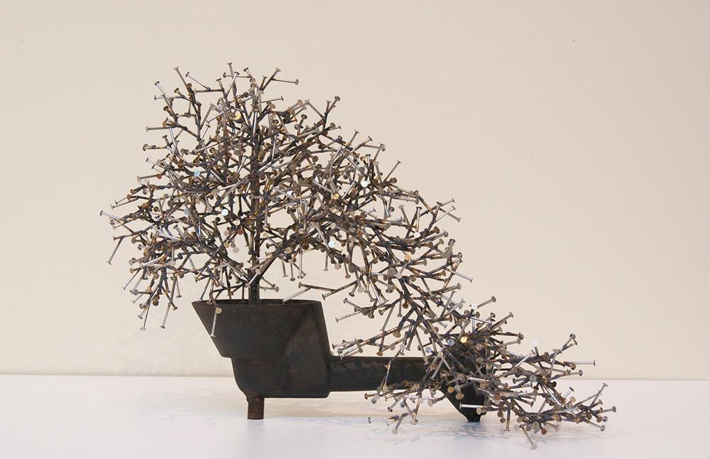 Insun Kim Sculpture 2015