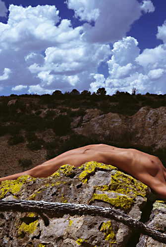 C-Bar II,  (2010) Ilfochrome print 60 x 40 inches