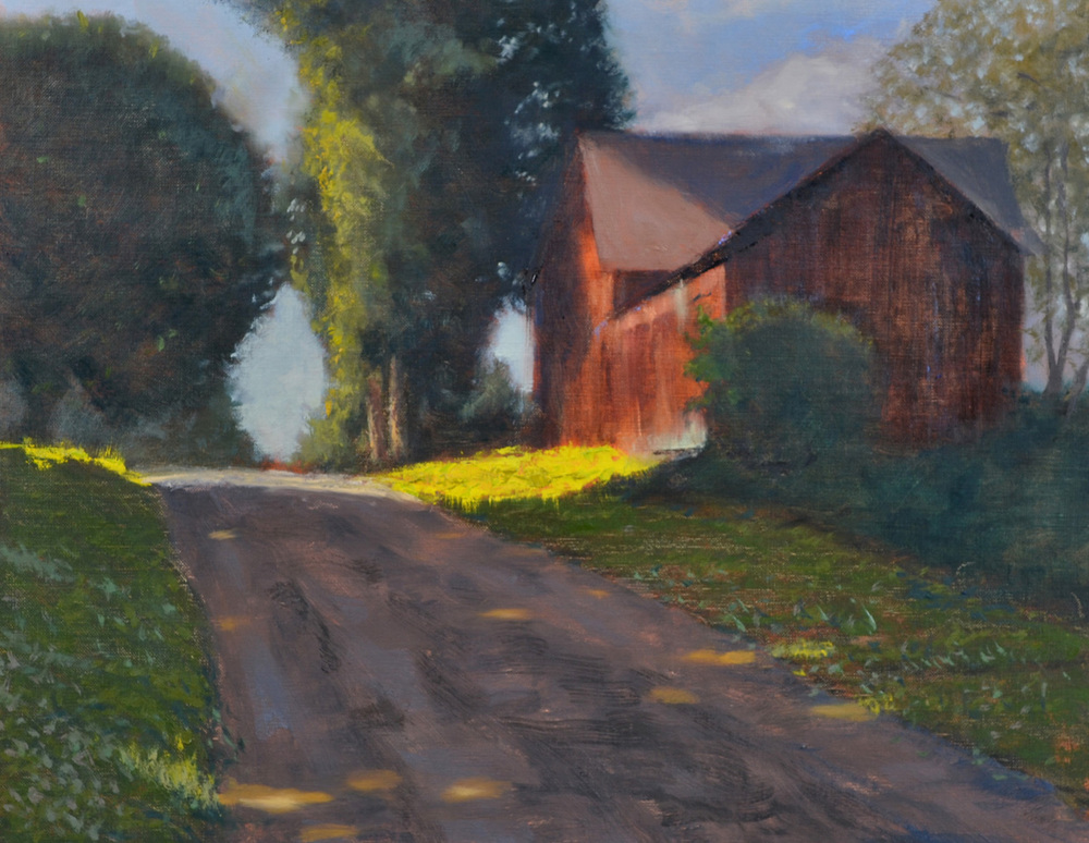 Barn on Kent Hollow Rd. 16 x 20%22.jpg