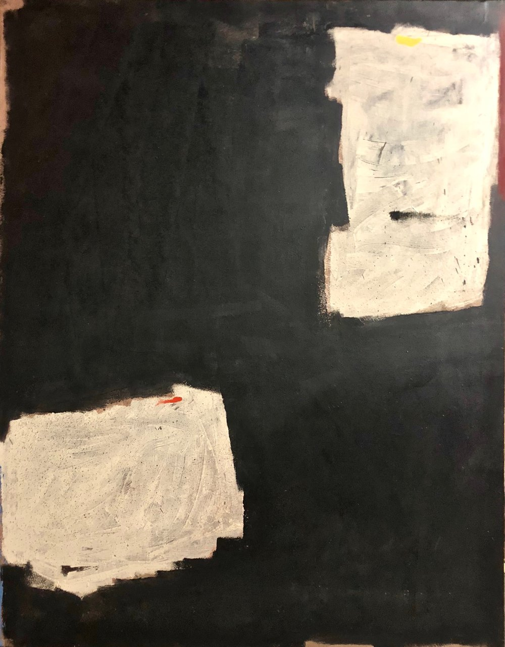 Archiac #70 , 1984 Oil on canvas 76 x 59 1/4 inches