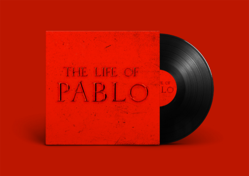 tinawixon the life of pablo kanye west vinyl