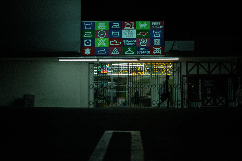Fluorescent Photography Series -