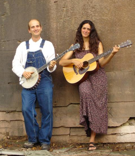 Laurie & Ira McIntosh will perform with Henry Hermann