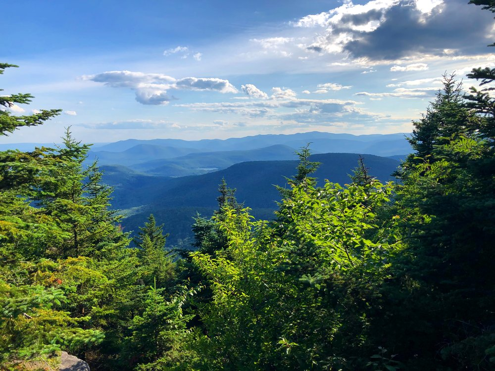 The view this past Thursday evening from Indian Head Mountain. Follow the  Catskill Center on Instagram  so you don't miss a shot from the beautiful Catskills! Thanks to  Adventures in the Outdoors  for this shot!
