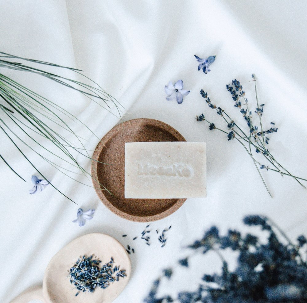 MoonKo Lav Soap with Cork Project Calm Mag.jpeg