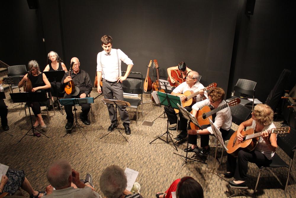 2015 Orchestra Concert - Casa D'Italia Montreal