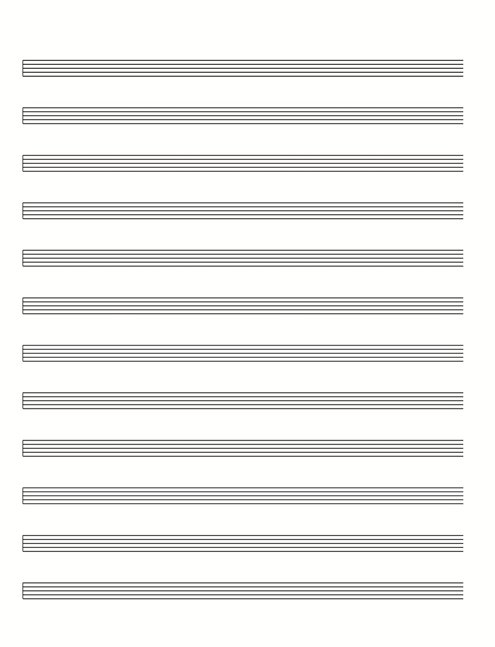 Score Tablature Free Template Download Pdf Mando Montréal