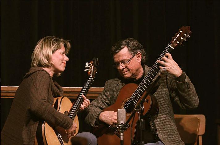 Mark et Beverly Davis