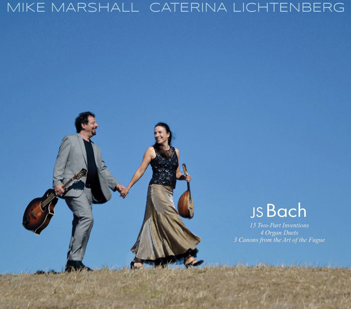 Mike Marshall and Caterina Lichtenberg